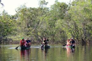 Amazon Ecotourism Trip-canoe- river