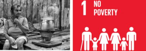 old woman-pot-native-no poverty-goal1