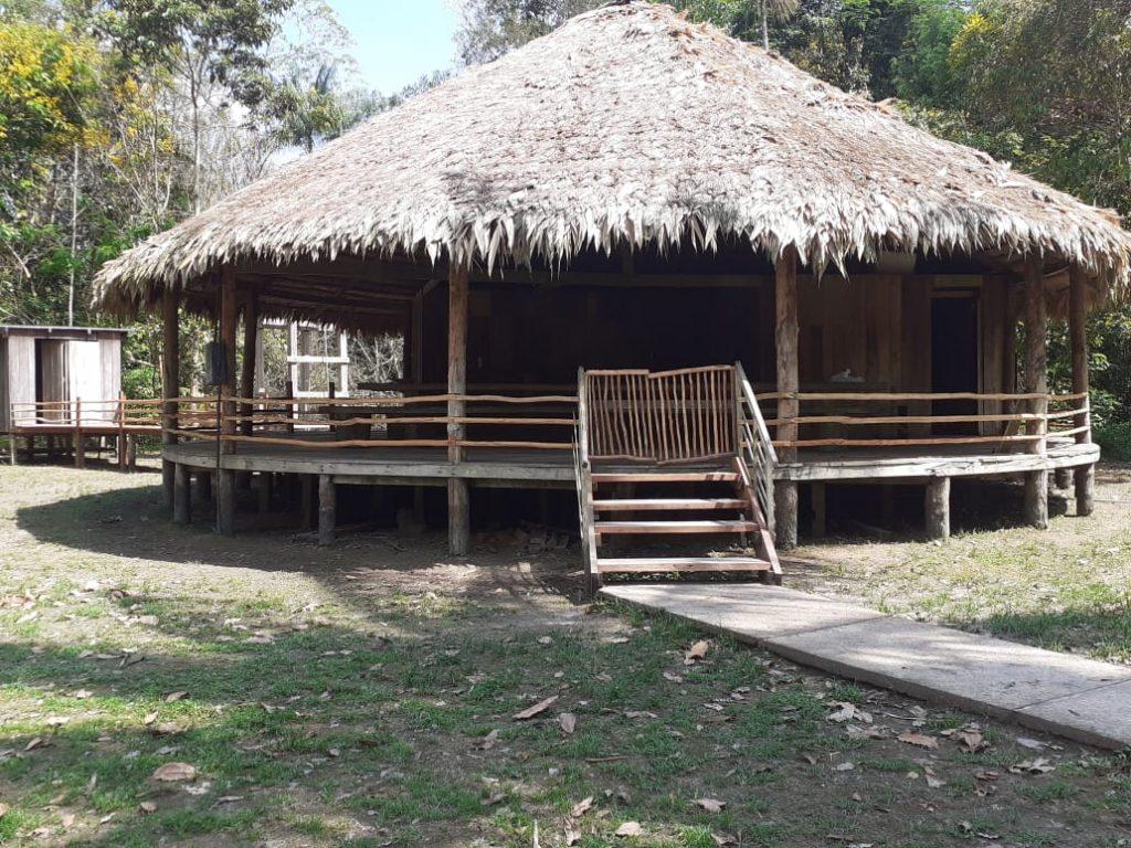 bungalow comunitario xixuau